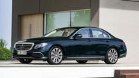 Stockholm Airport Arlanda ARN Arrival Private Transfer to Stockholm City in Business Car Private Car Transfers