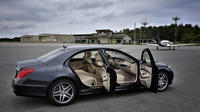 Stockholm Port Arrival Private Transfer to Stockholm City in Luxury Car