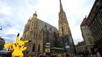 Vienna Pokmon GO Hunting Private Tour by Car Including WiFi