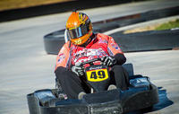 Go-Karting at Gene Woods Racing Experience