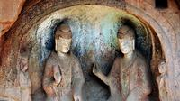 4-Day Private Tour to  Binglingsi Grottoes and Lambrang Monastery from Lanzhou