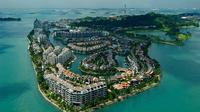 Private Tour: Morning Tour of Sentosa Including Sea Aquarium and Cable Car Ride