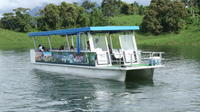 Transfer from La Fortuna to Monteverde by Crossing Arenal Lake
