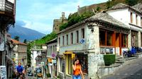 Visit Gjirokastra UNESCO world cultural heritage  Blue Eye and Lekuresi Castle on a private tour image 1