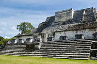Altun Ha and Belize City