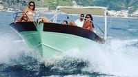 Amalfi Coast by Gozzo boat from Maiori: Private Tour