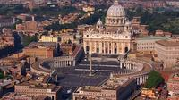 2 in 1 small group tour Vatican with early entrance and Colosseum with entr