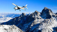 60 Minute Scenic Flight Tour of the Tetons