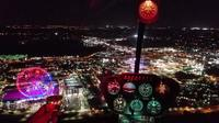 Helicopter Night Tour Over Orlando