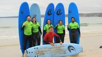 A Full-Day Surf Adventure in Newquay Including Two 2-Hour Sessions