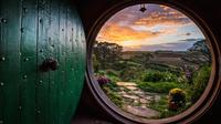 Tauranga Shore Excursion: Hobbiton Lord Of The Rings Movie Set and Rotorua Geothermal Geyser Combo T