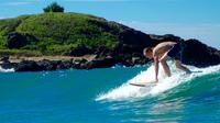 Coffs Harbour Big Beach Day Tour Including Surfing Lesson, SUP, Kayaking and Zorb Soccer image 1
