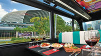 """Singapore Gourmetbus Lunch Tour With Visit To Gardens By The Bay"""""""