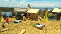 The Highlight of Lake Titicaca: Uros Floating Islands Half-Day Tour
