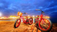 Electric Beach Bike All Terrain Guided Tour in Sal
