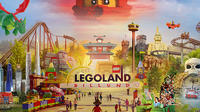 Skip the Line: LEGOLAND Billund Open Date Admission Ticket