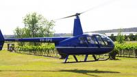 Hunter Valley Helicopter Tour with a Bubbly Breakfast