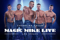 Magic Mike Live Las Vegas at the Hard Rock Hotel and Casino