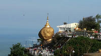 Private: Legendary Golden Rock Pagoda Trip from Yangon