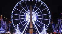 Private Christmas Tour of Paris with a Ferris Wheel Ride