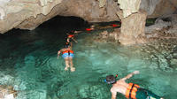 Tulum Ruins and Underground Cenote and Cave Tour from Cancun