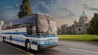 Coach Transfer from Downtown Vancouver Hotels to Downtown Victoria