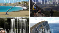 4 Day Iconic Tasmania Walking Tour From Hobart Including Maria Island and Mt Wellington