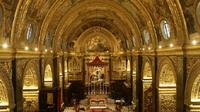 Valletta - City of the Knights Half Day Tour