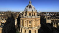Oxford Walking Tour including Christ Church College