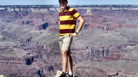Walking Tour of the Grand Canyon South Rim from Las Vegas