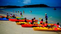 Great Keppel Island Monkey Beach Guided Kayak Tour