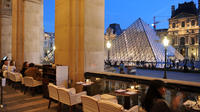 Louvre Museum Skip-the-Line Tour with French Breakfast Overlooking the Pyramid