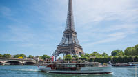Skip-the-Line Eiffel Tower Tour and Seine River Cruise with Champagne