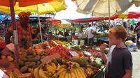 Pointe-à-Pitre Food Tasting and Historical Sightseeing Tour