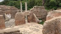 Walking tour through the fascinating ruins of ancient Ostia