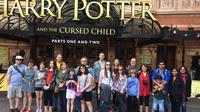 Harry Potter Walking Tour with Games