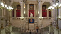 Private Combo Tour: Palacio Real de Madrid & The Old City Tour Skip-the-Line Guided Tour