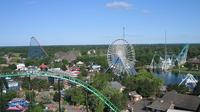 Darien Lake Overnight Camping Experience with Amusement Park Admission