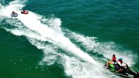 Exmouth Tubing Experience Including Jet Ski Hire image 1