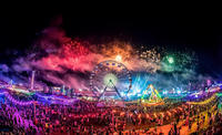 3-Day General Admission for the Electric Daisy Carnival Las Vegas