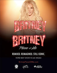 Britney Spears with Optional Meet and Greet at Planet Hollywood