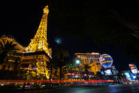 Vegas Night Out: Eiffel Tower Experience and Dinner at Paris Las Vegas