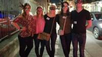 New Orleans Lewd Spirits Walking Ghost Tour