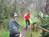 Kilauea Volcano Bike Tour