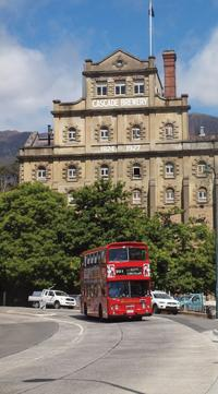 Hobart Hop-on Hop-off Bus Tour