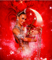 Moulin Rouge Paris: New Year's Eve Dinner and Show