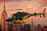 New York Manhattan mit dem Helikopter
