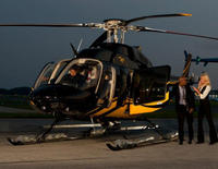 Private Helicopter Transfer from New York Airports to Lower Manhattan Picture