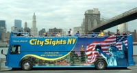 New York City - Hop-on Hop-off-Tour und Hafenrundfahrt