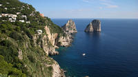 Capri Island: Day Trip from Rome with the Blue Grotto